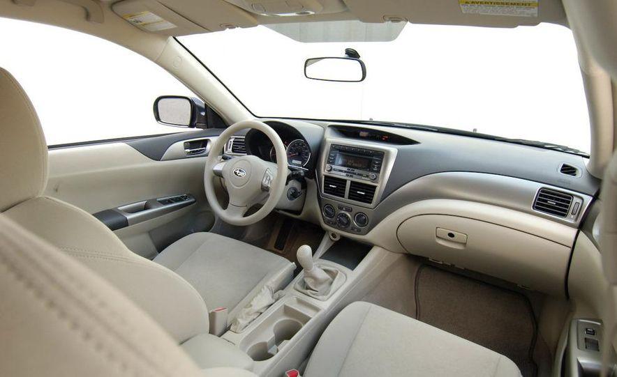2009 Subaru Forester 2.5XT - Slide 24