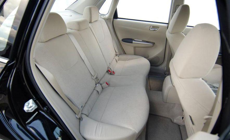 2009 Subaru Forester 2.5XT - Slide 25