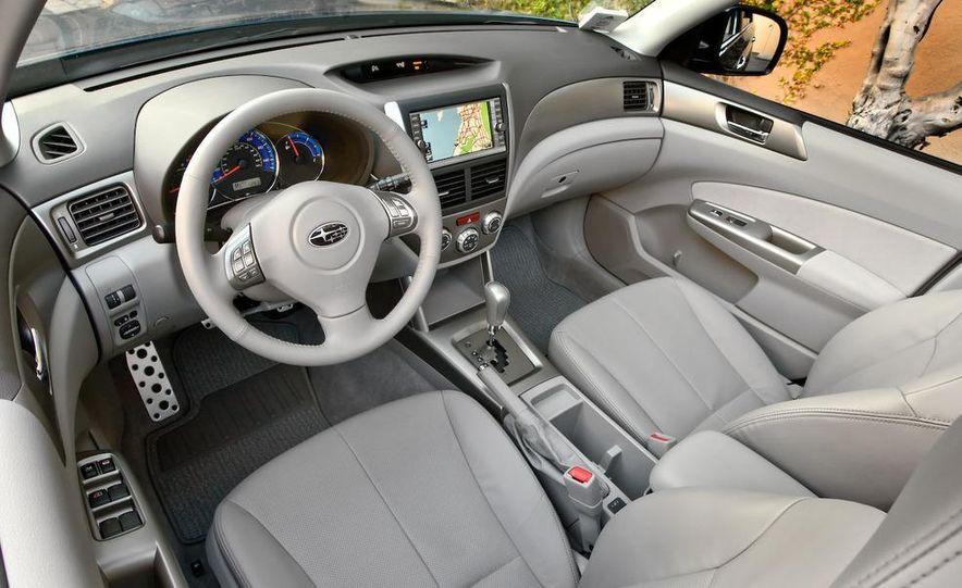 2009 Subaru Forester 2.5XT - Slide 8