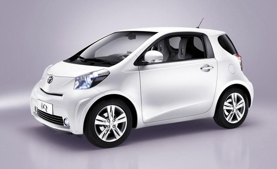 2009 Toyota iQ (Not sold in the U.S.) - Slide 13