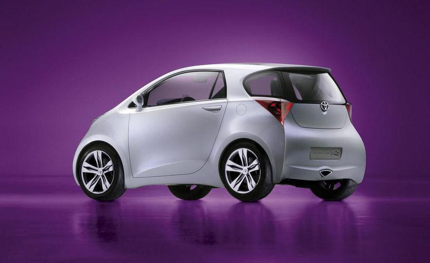2009 Toyota iQ (Not sold in the U.S.) - Slide 17