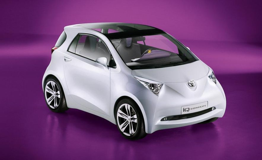 2009 Toyota iQ (Not sold in the U.S.) - Slide 15