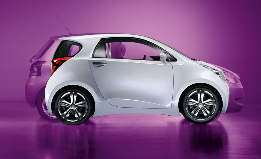 2009 Toyota iQ (Not sold in the U.S.) - Slide 19