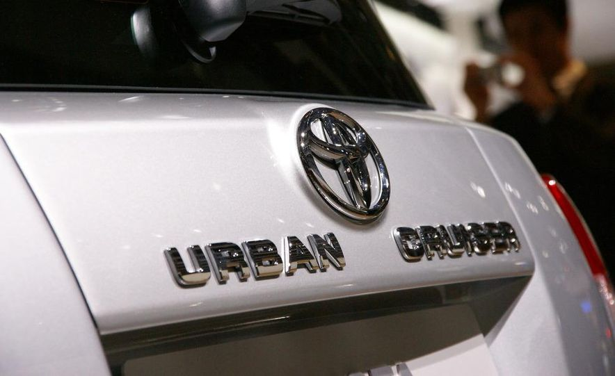2009 Toyota Urban Cruiser (Not sold in the U.S.) - Slide 5