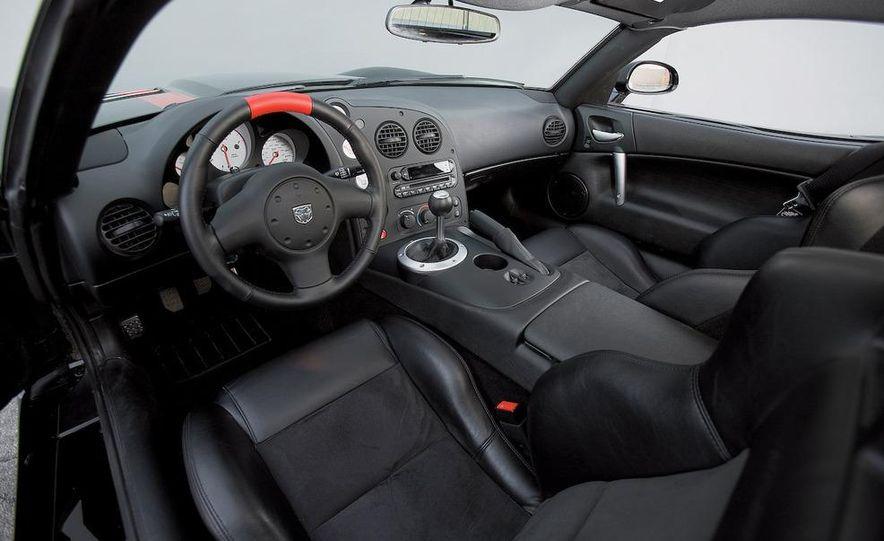 2008 Dodge Viper SRT10 coupe - Slide 35