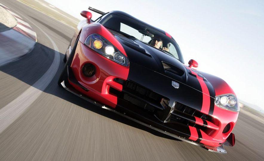 2008 Dodge Viper SRT10 coupe - Slide 23