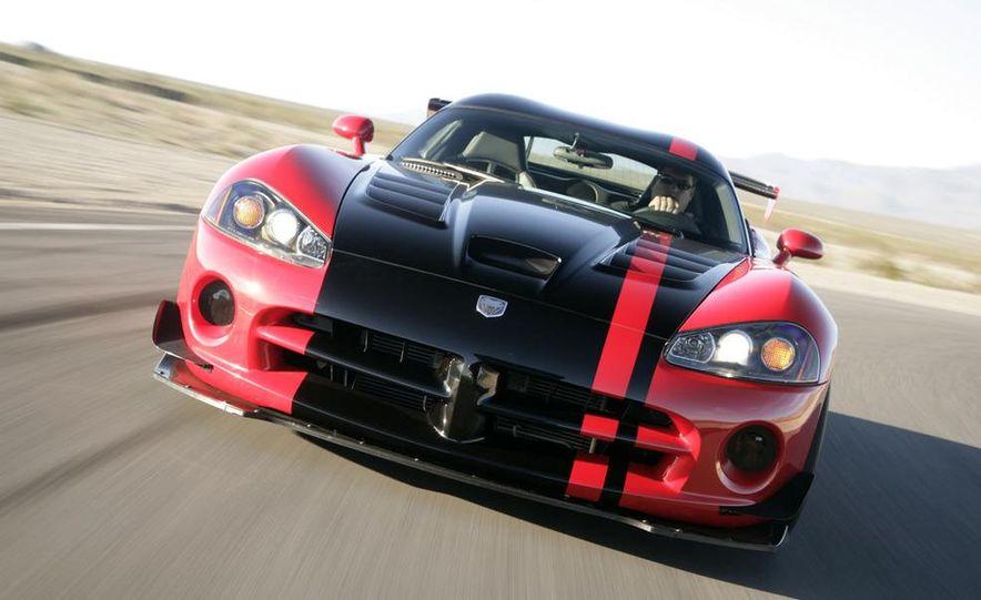 2008 Dodge Viper SRT10 coupe - Slide 24
