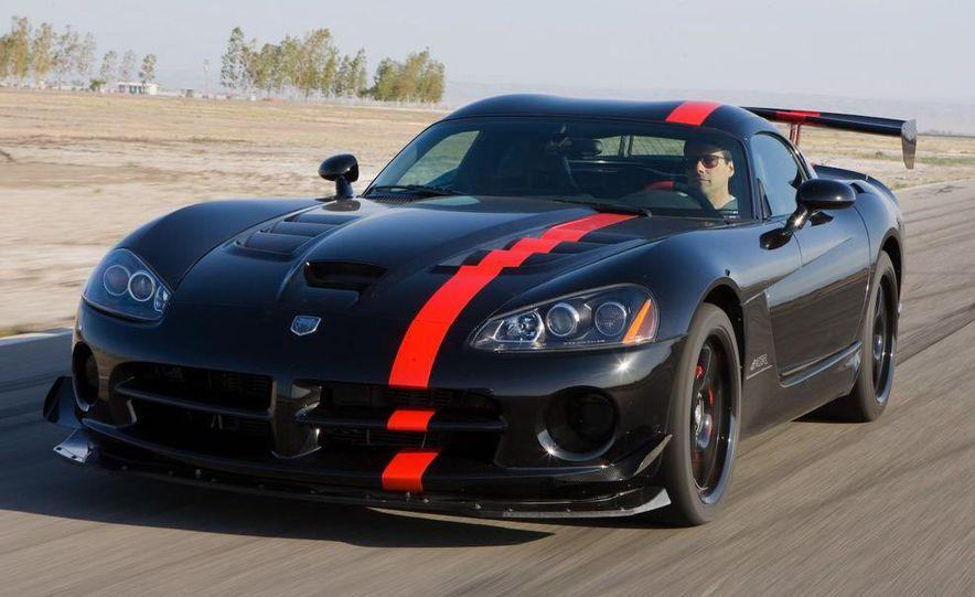 2008 Dodge Viper SRT10 coupe - Slide 39