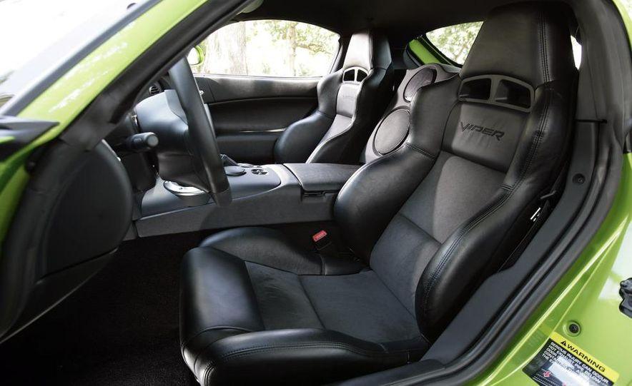 2008 Dodge Viper SRT10 coupe - Slide 21