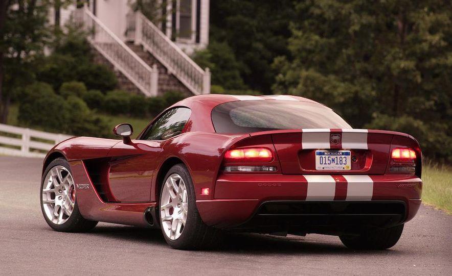 2008 Dodge Viper SRT10 coupe - Slide 1