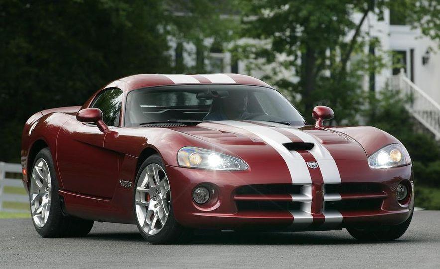 2008 Dodge Viper SRT10 coupe - Slide 2