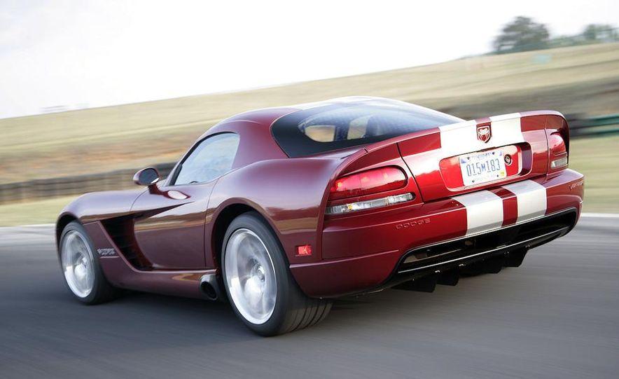 2008 Dodge Viper SRT10 coupe - Slide 4