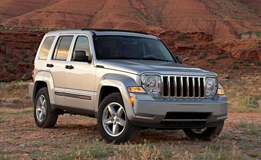 2008 Jeep Liberty - Slide 1