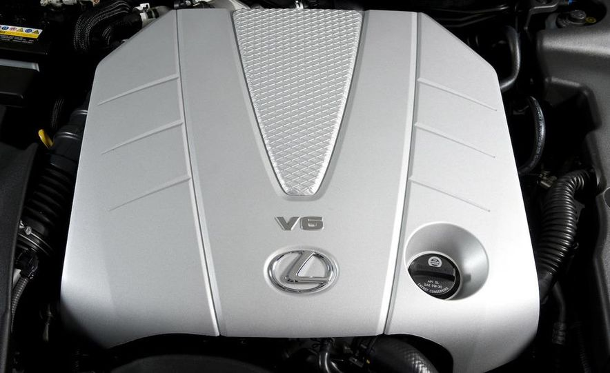 2009 Lexus IS250 C convertible - Slide 43