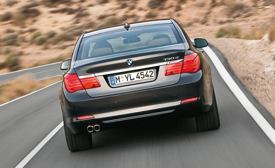 BMW Concept 7-series ActiveHybrid - Slide 27