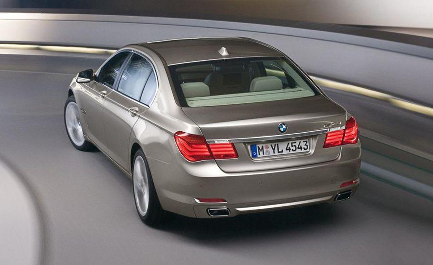 BMW Concept 7-series ActiveHybrid - Slide 30