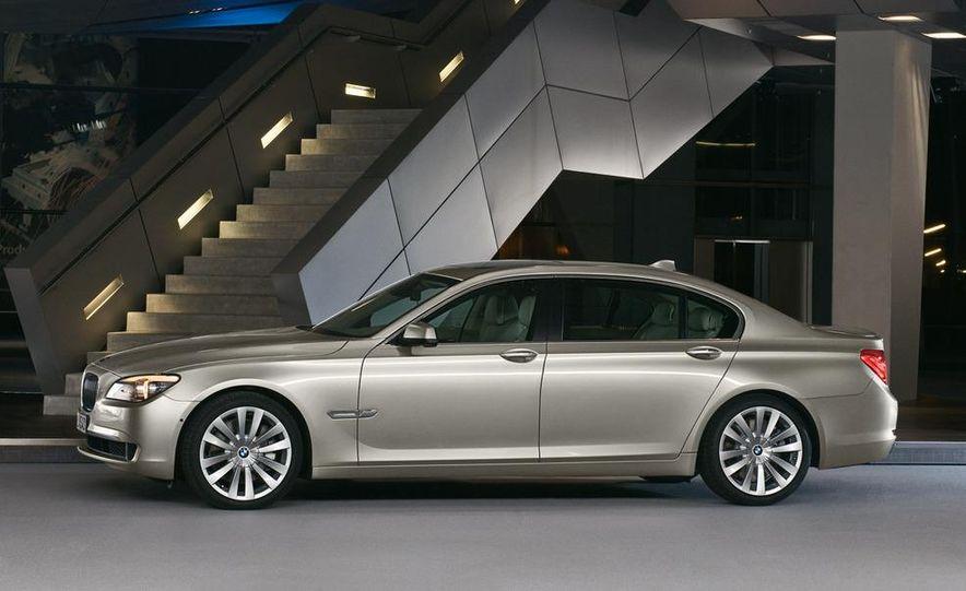 BMW Concept 7-series ActiveHybrid - Slide 35