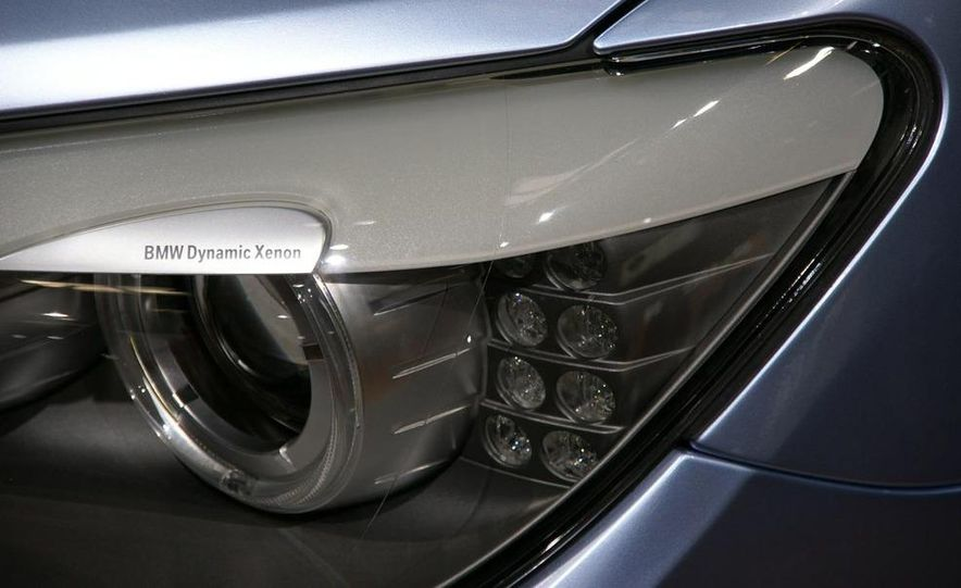 BMW Concept 7-series ActiveHybrid - Slide 9