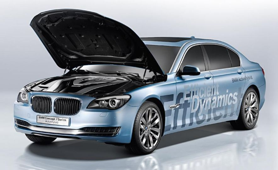 BMW Concept 7-series ActiveHybrid - Slide 14
