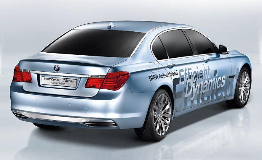 BMW Concept 7-series ActiveHybrid - Slide 16