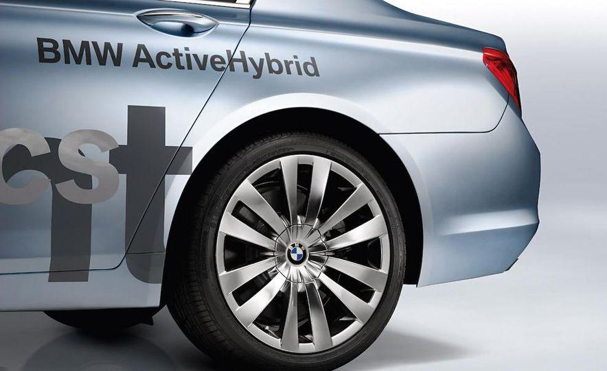 BMW Concept 7-series ActiveHybrid - Slide 23