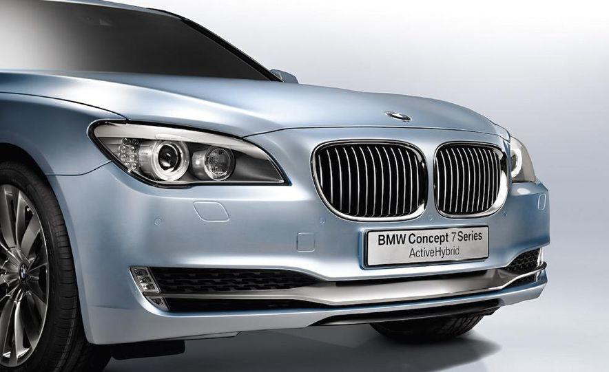 BMW Concept 7-series ActiveHybrid - Slide 17
