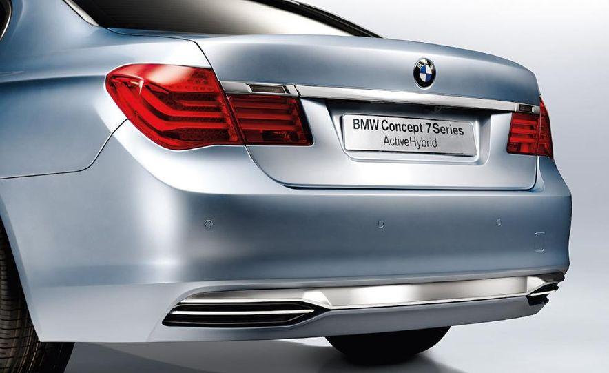 BMW Concept 7-series ActiveHybrid - Slide 18