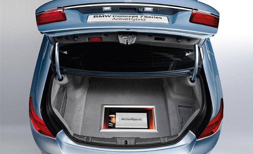 BMW Concept 7-series ActiveHybrid - Slide 19
