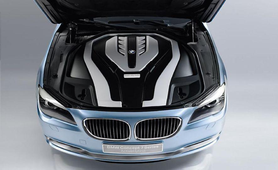 BMW Concept 7-series ActiveHybrid - Slide 24
