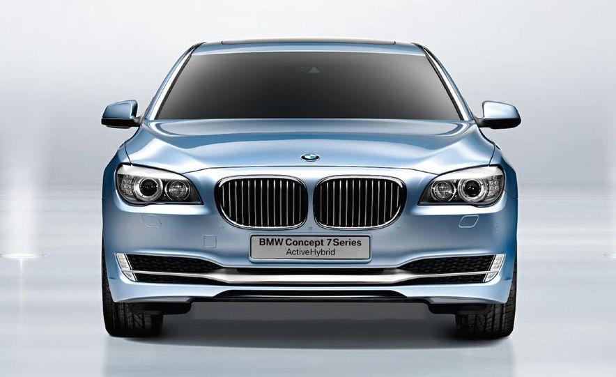 BMW Concept 7-series ActiveHybrid - Slide 20