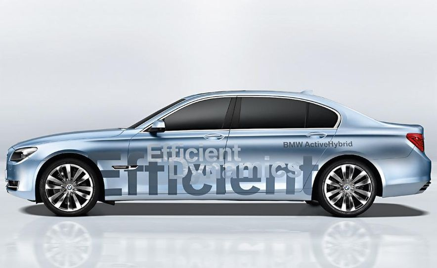 BMW Concept 7-series ActiveHybrid - Slide 22