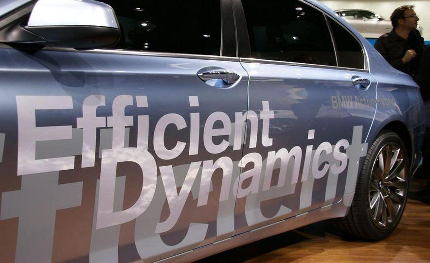 BMW Concept 7-series ActiveHybrid - Slide 6