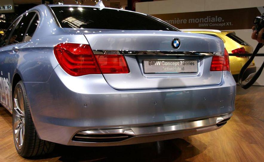 BMW Concept 7-series ActiveHybrid - Slide 3