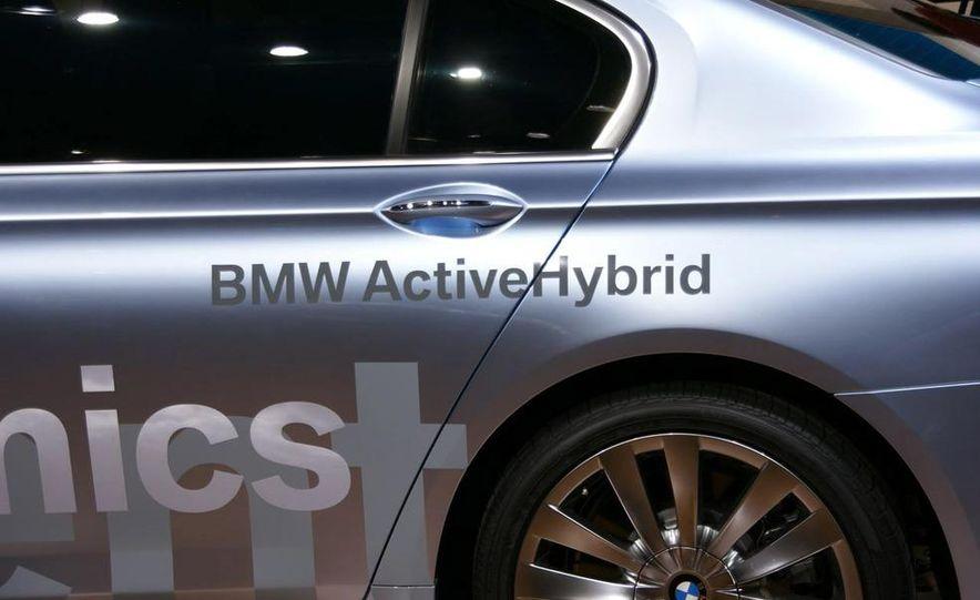 BMW Concept 7-series ActiveHybrid - Slide 5