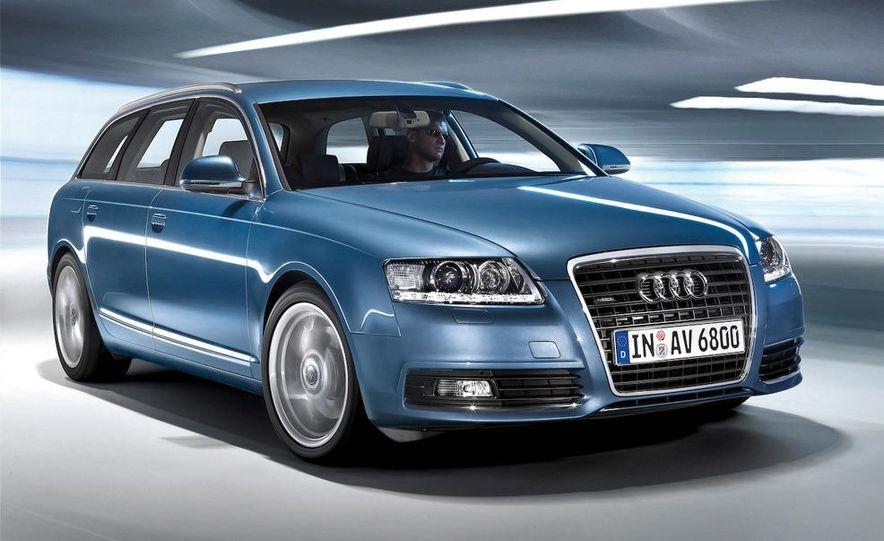 2009 Audi A6 - Slide 23