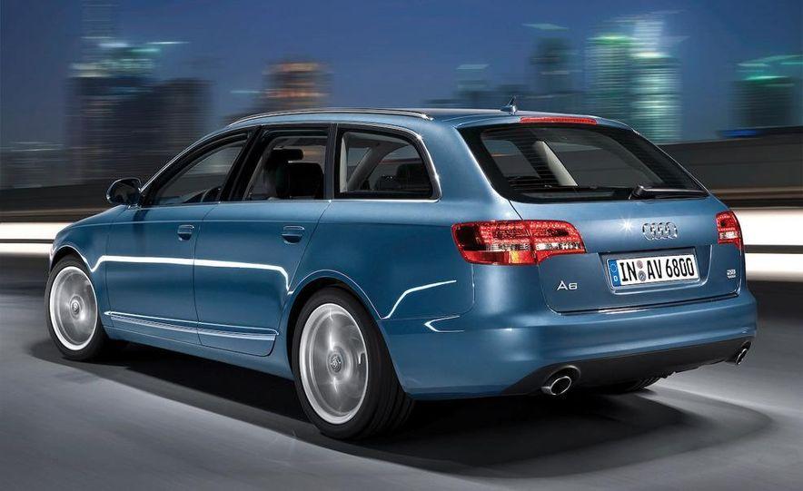 2009 Audi A6 - Slide 24