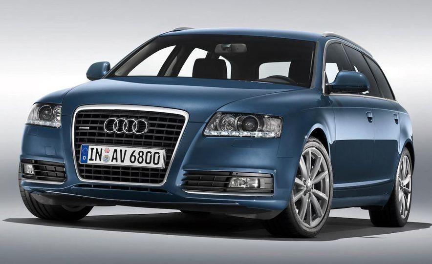 2009 Audi A6 - Slide 25