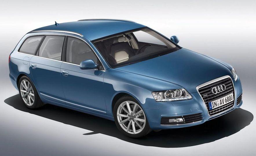 2009 Audi A6 - Slide 26