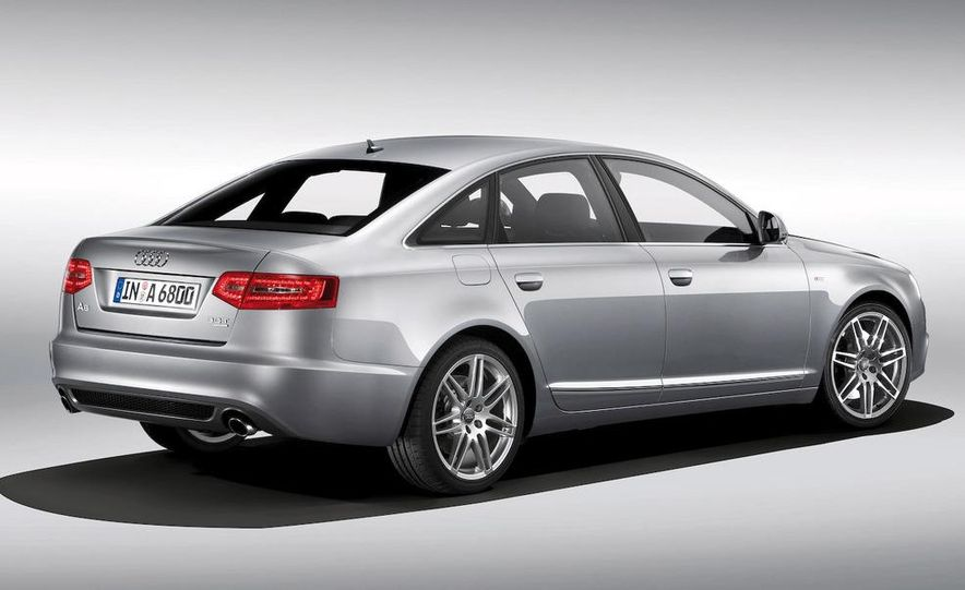 2009 Audi A6 - Slide 11