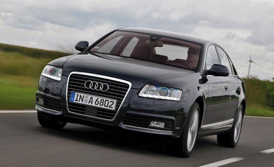 2009 Audi A6 - Slide 1