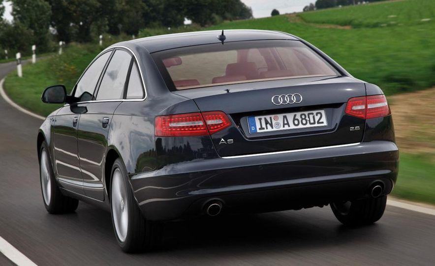 2009 Audi A6 - Slide 2