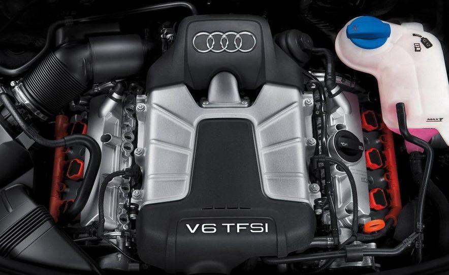 2009 Audi A6 - Slide 22