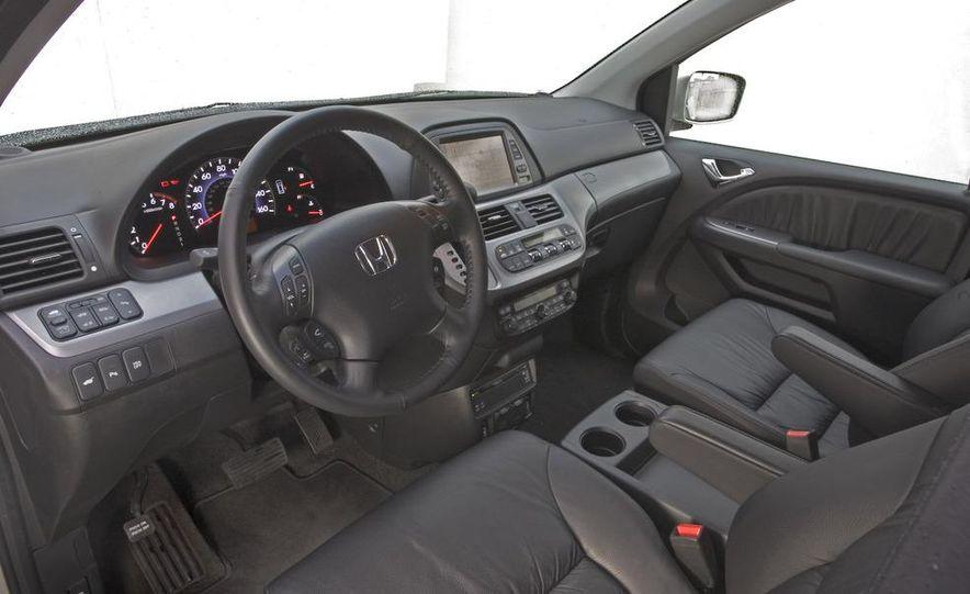2009 Honda Odyssey - Slide 17