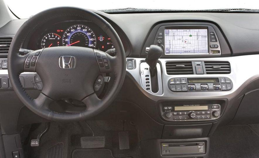 2009 Honda Odyssey - Slide 18