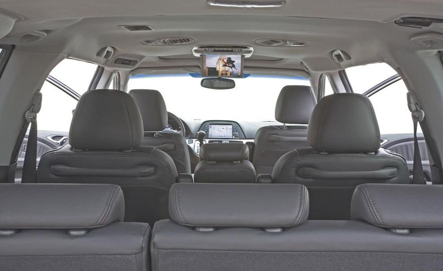 2009 Honda Odyssey - Slide 19
