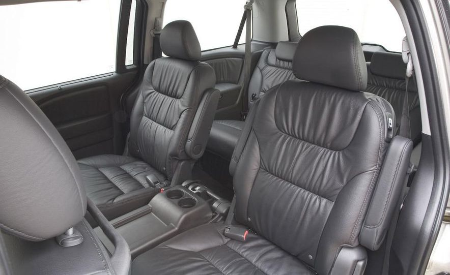 2009 Honda Odyssey - Slide 20