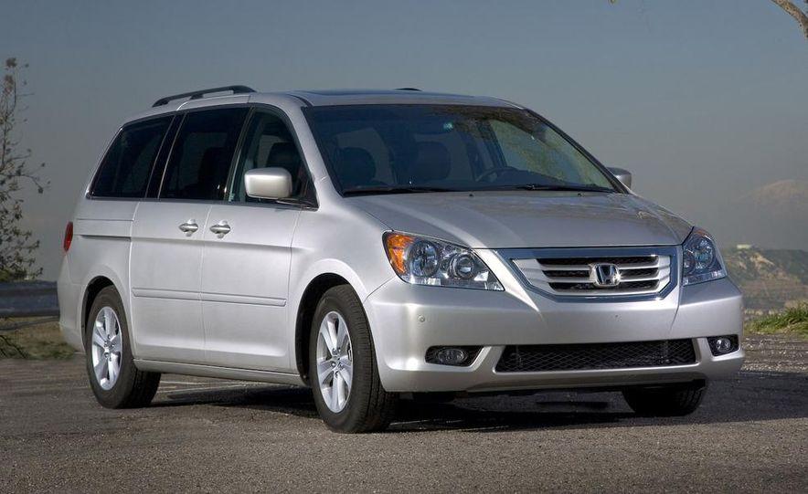 2009 Honda Odyssey - Slide 2