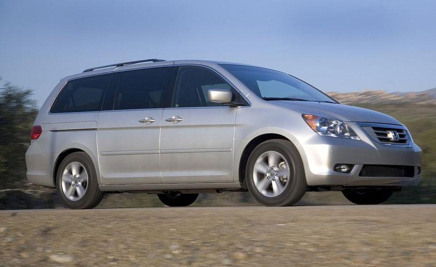 2009 Honda Odyssey - Slide 3