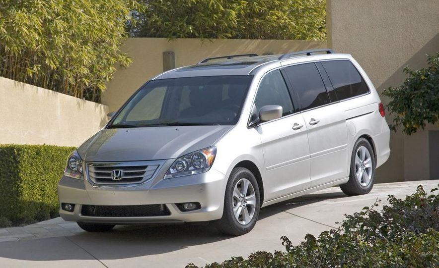 2009 Honda Odyssey - Slide 4