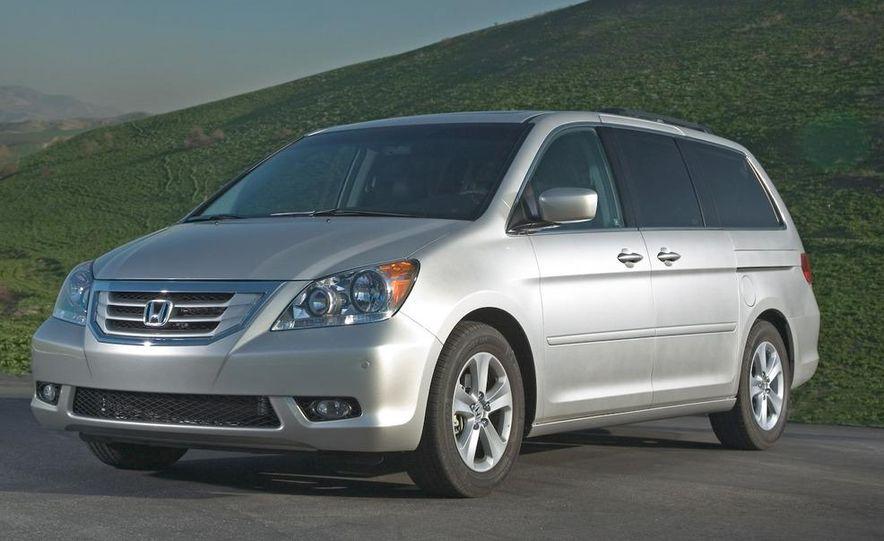 2009 Honda Odyssey - Slide 5